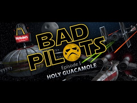 BAD PILOTS - Star Wars Fan Film - Tie Fighters - Not Rogue One, or Han Solo's Solo movie