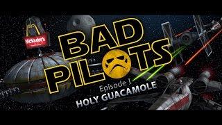 BAD PILOTS - Star Wars Fan Film - Not Rise Of The Skywalker...... sorry ;o(