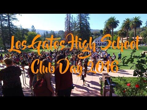 Los Gatos High School: Club Day 2016