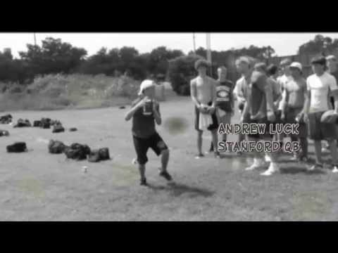 Gavin Sumrall-Manning Passing Academy 2010