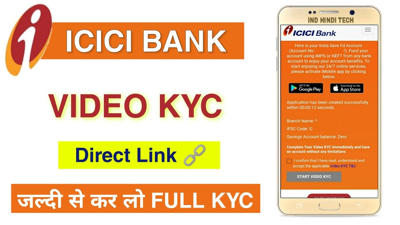 icici bank online account opening for minor