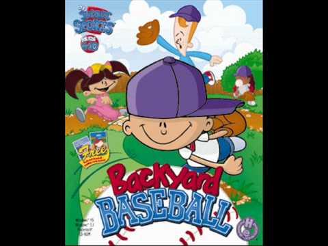 Dante Robinson Backyard Baseball backyard baseball music: dante robinson - youtube