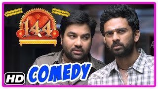 144 Tamil Movie | Full Comedy | Scenes  | Part 2 | Shiva | Oviya | Ashok Selvan | Shruthi