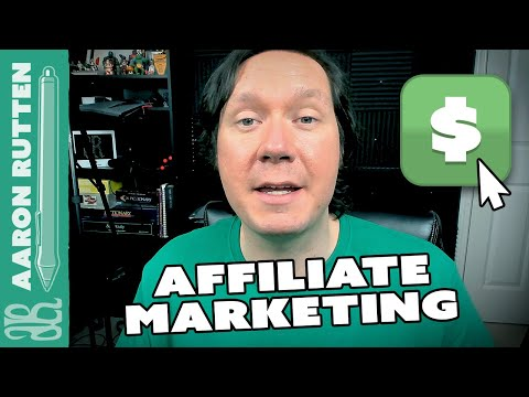 Affiliate Marketing for Beginners - Funding Your Art Career