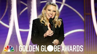 Kate McKinnon's Tribute to Ellen DeGeneres - 2020 Golden Globes