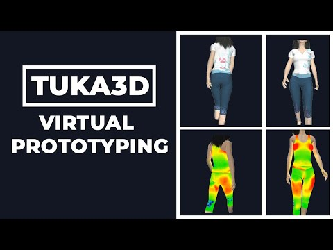 3D Virtual Prototyping on Athletic Clothing