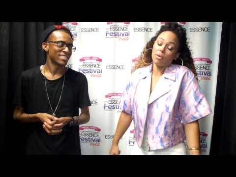 "Elle Varner Talks ""Birthday"" With 50 Cent 