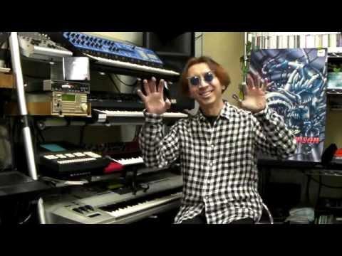 Kunitech Music210Death Crimson Main ThemeOriginal Song
