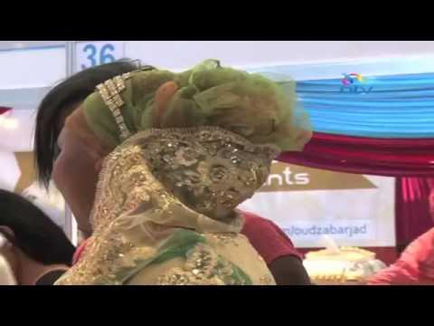 Ulimbwende  Rango ya nguo ya bi harusi