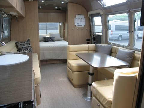 2017 Airstream Flying Cloud 30FB Bunk Landmark Interior With Dwell  Ultraleather Decor