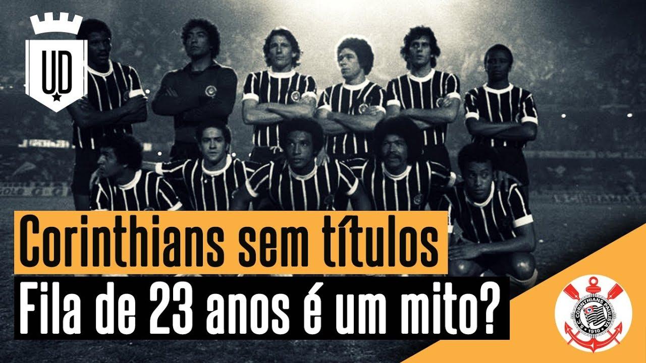 Corinthians Realmente Ficou Na Fila Por 23 Anos
