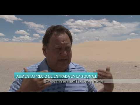 Aumenta precio de entrada en las dunas