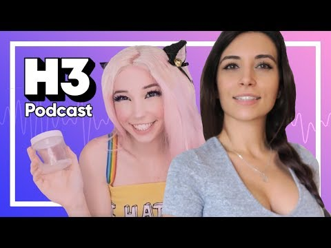 Twitch Double Standard & Analyzing Belle Delphine's Spit - H3 Podcast #129