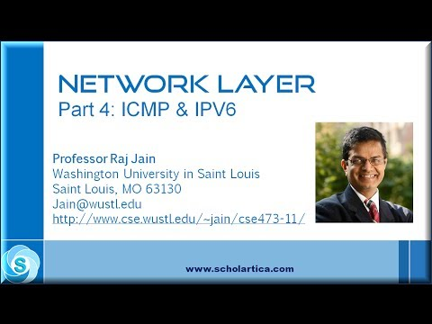Internet Control Message Protocol (ICMP) & IPv6