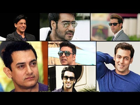 Bollywood Film Actors Salary (New) | Top 10 Highest Paid Indian Film Actors 2018