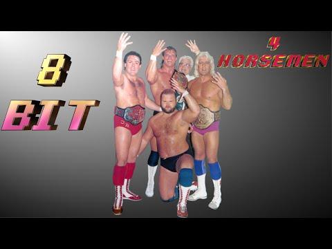 WCW 8 BIT 4 HORSEMEN THEME