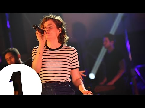 Christine and the Queens perform Tilted in the Live Lounge