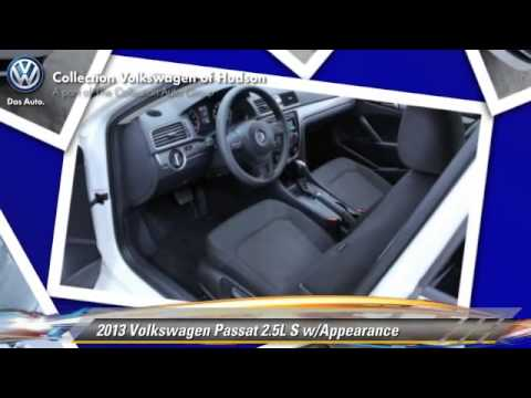 Used 2013 Volkswagen Passat 2.5L S w/Appearance - Hudson