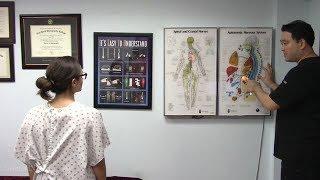 IBS for 10 years, heartburn, GERD, post pregnancy pain - FIXED Gonstead Chiropractic