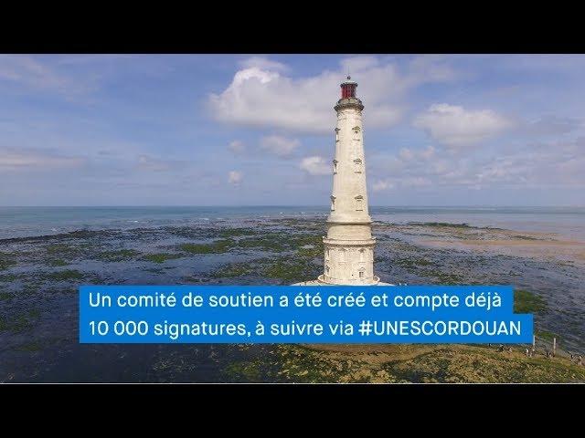 Phare de Cordouan candidat à l'UNESCO