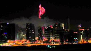 Burj Khalifa 2016 Fireworks
