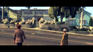 L.A. Noire - Traffic Desk - The Consul