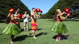 """Jingle Bells"" - Hawaiian Airlines Serenaders"