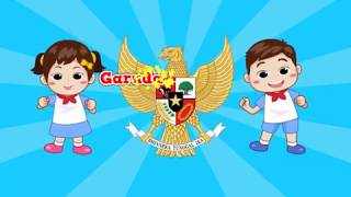 Gambar cover Lagu Garuda Pancasila - Lagu Nasional Anak