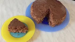 Торт Южная ночь. Рецепт торта
