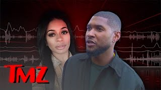 Usher Accuser Admitted He Always Wore Condoms, Then Changed Her Story in Lawsuit | TMZ
