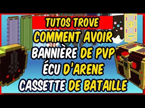 trove comment avoir des cu d ar ne des banni re pvp et des cassette de bataille youtube. Black Bedroom Furniture Sets. Home Design Ideas