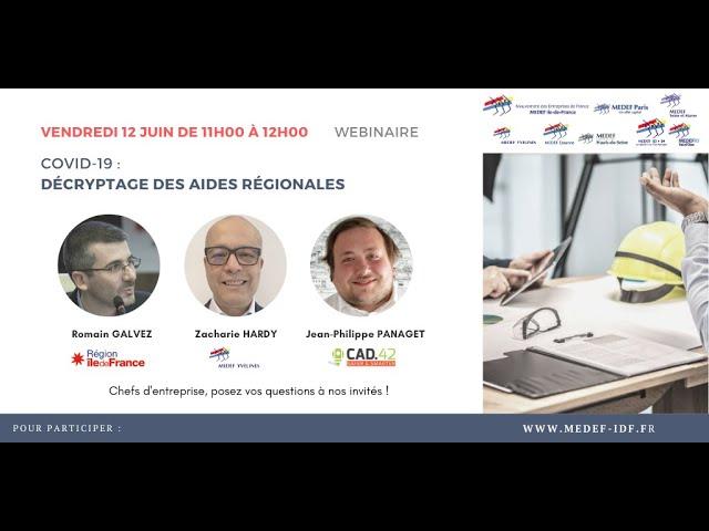 Décryptage des aides financières de la Région Île-de-France aux entreprises
