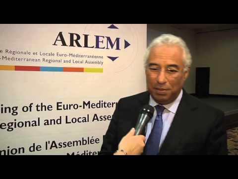 European Committee of the Regions - ARLEM 2014 - Antonio COSTA