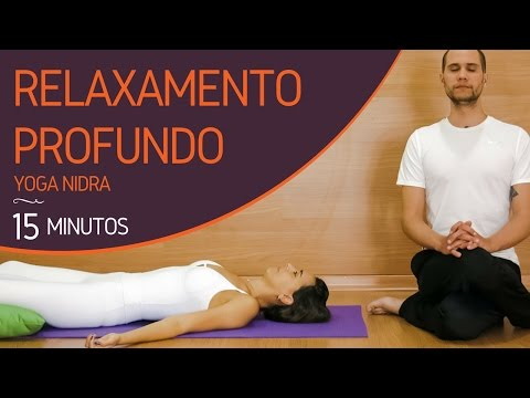 Relaxamento Profundo YogaNidra