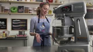 Christina Tosi's Bread Dough in a Hobart Mixer