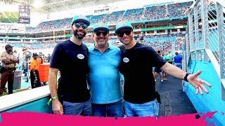 EXCLUSIVE Miami Dolphins VIP Experience at Hard Rock Stadium - Dolphins VS Redskins   Miami, Florida
