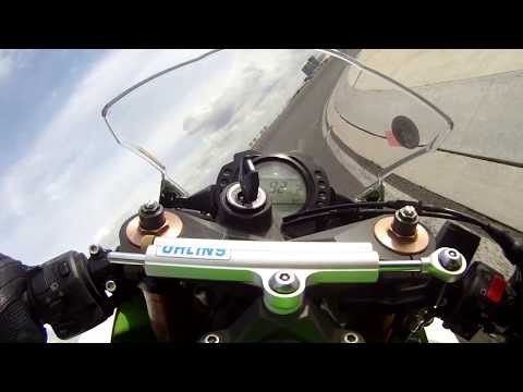 roulage fontenay le comte 23/03/2013 zx10r 2008 expert