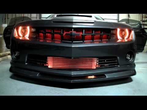 2010 13 camaro amber led knight rider scanner bar from oracle 2010 13 camaro amber led knight rider scanner bar from oracle lighting aloadofball Image collections