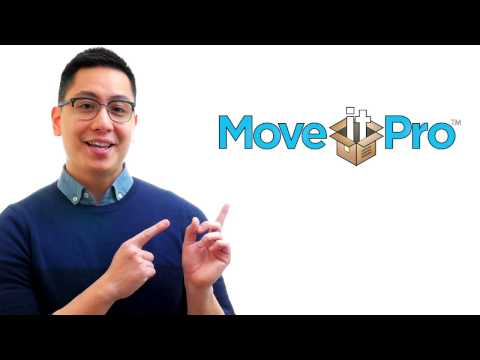 MoveitPro™ Software for managing the operations of your moving and storage company.