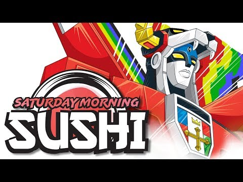 The Untold Legacy of Voltron - Saturday Morning Sushi - Four Star Bento