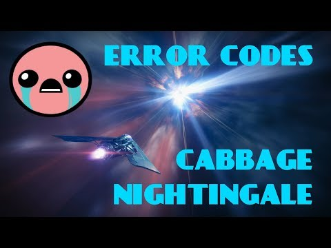 DESTINY 2 ERROR CODES | CABBAGE | NIGHTINGALE | 90% FIX RATE