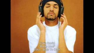 Watch Craig David Booty Man video