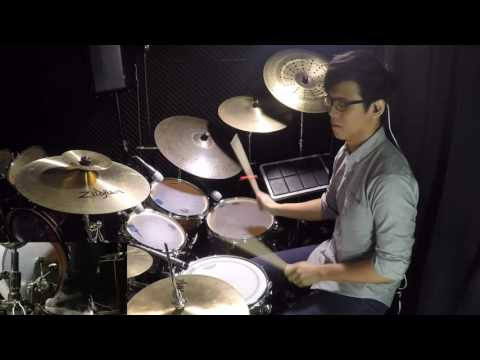 Christ Is Enough (Hillsong)- Drum Cover by zhim