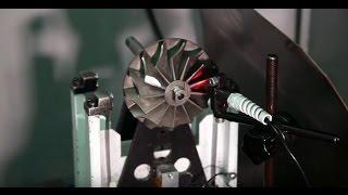 Балансировка ротора турбины. Дисбаланс ротора.(Балансировка ротора турбины. Проходит в 3 этапа. Продажа и ремонт турбокомпрессоров: +38 (0619) 42-96-19 доб. 114, turbocom...., 2016-06-29T07:50:22.000Z)