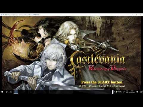 gratis castlevania harmony of despair para pc