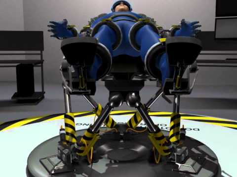 Force Feedback with Immersive Technologies Suit (FITS - 2011)