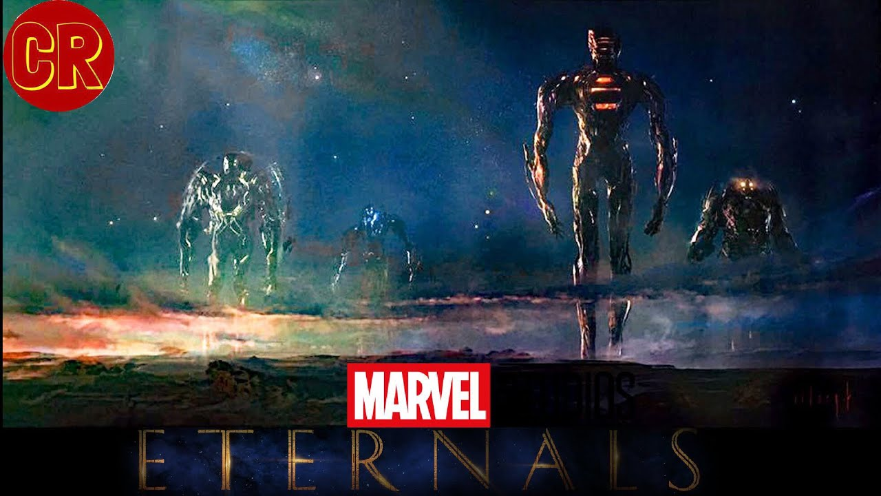 First Look at Marvel's Eternals revealed with Stunning Concept Art