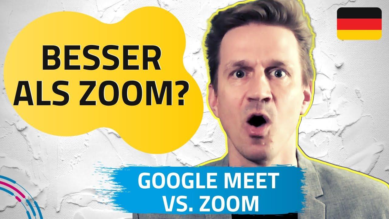 Google Videokonferenz