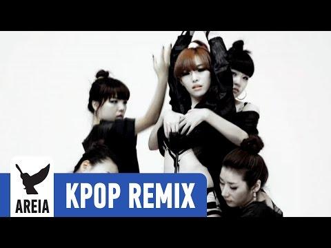 Brown Eyed Girls - Abracadabra | Areia Remix #3