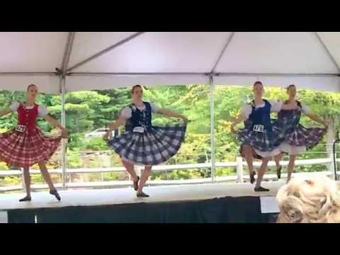 "Marielle Lesperance ""Village Maid"" @ NH Highland Games 2014"